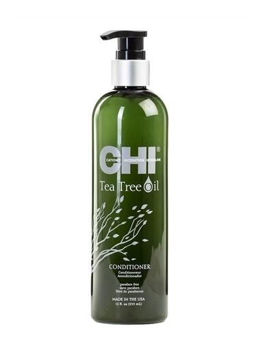 Chi Chi Tea Tree Oil Çay  Ağacı Özlü Nemlendirici Ve Yatıştırıcı Krem 355 Ml Renksiz